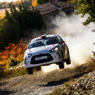 Rally Co-driver Experience