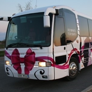 Party Bus Airport Transfer