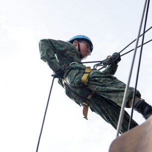Rappelling Experience