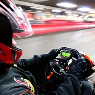 Go Karting Experience Indoor